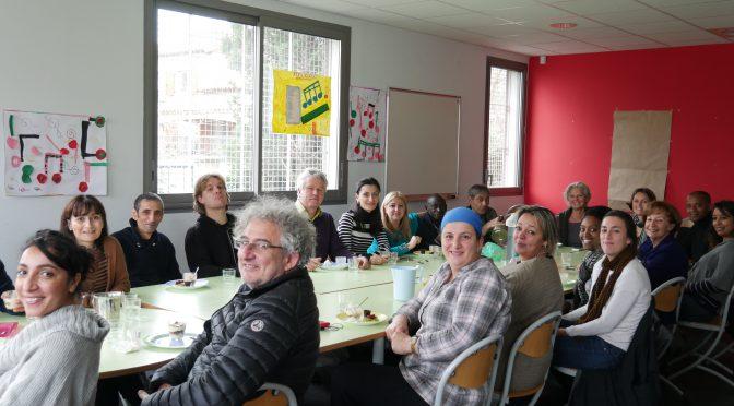 L'équipe du centre social